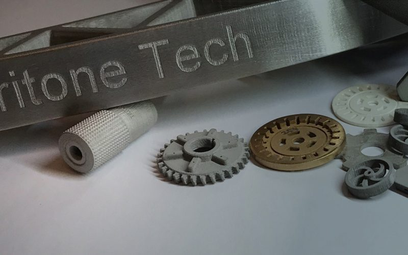 Tritone introduces new technology for industrial  metal additive manufacturing